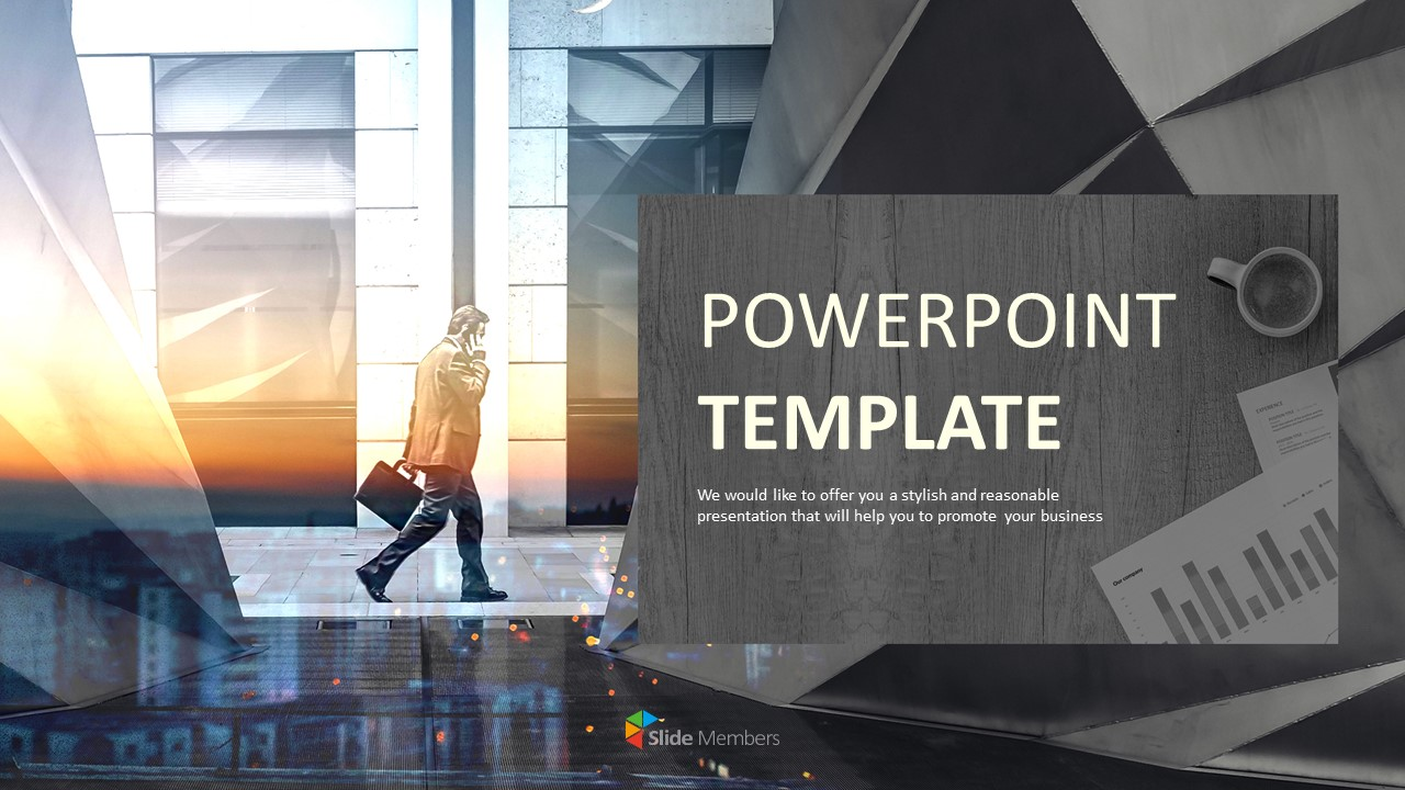 Free Downloadable Powerpoint Template from imgscf.slidemembers.com