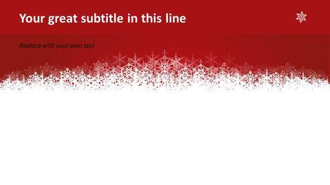 피피티 디자인 무료 다운로드 - 크리스마스_04
