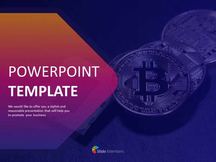 Virtual Currency - PowerPoint Free_01
