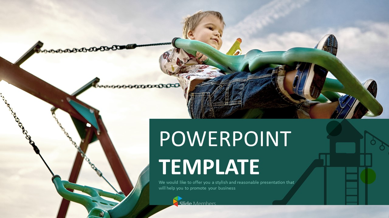 Kid Powerpoint Template from imgscf.slidemembers.com
