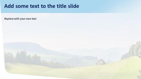 무료 PPT 템플릿 디자인 - 낙농업_04