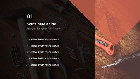 다양한 도구 - 무료 프리젠테이션 템플릿_03