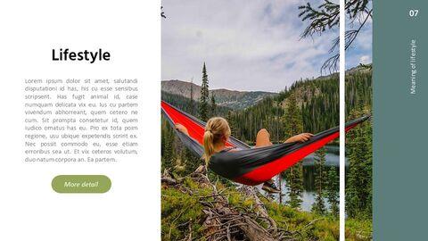 Lifestyle Google PowerPoint_03