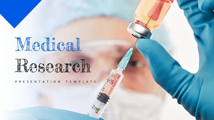 Medical Research Google Slides Template Design_01