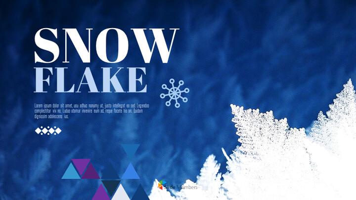 Snowflake Google Presentation Templates_01