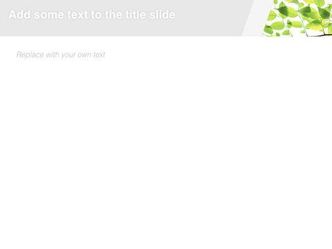 6 월 신선한 잎 - 무료 키노트 템플릿_04