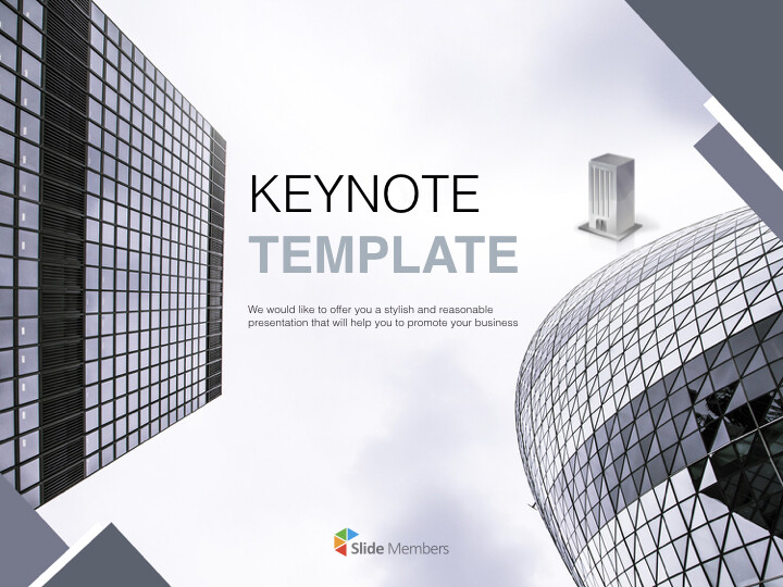 Free Keynote Template Download - Office Made of <span class=\'highlight\'>Glass</span>_01