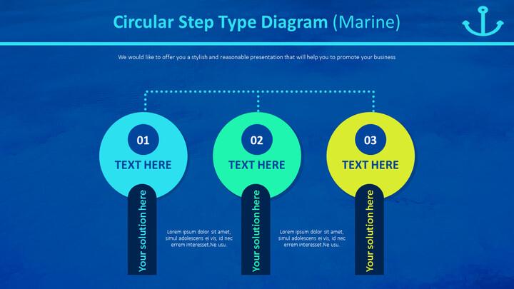 Circular Step Type Diagram (Marine)_01