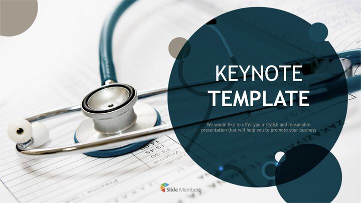 Stethoscope - Free Keynote Templates_01