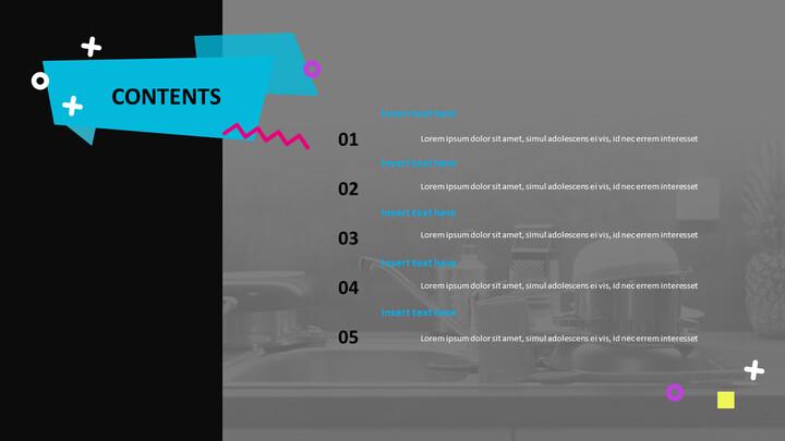 싱크대 청소 - Google 슬라이드 이미지 무료 다운로드_04