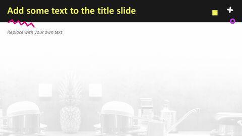 싱크대 청소 - Google 슬라이드 이미지 무료 다운로드_05