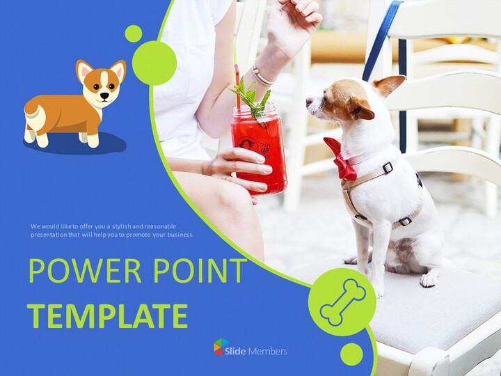 Free Professional Google Slides Templates - Pets_01