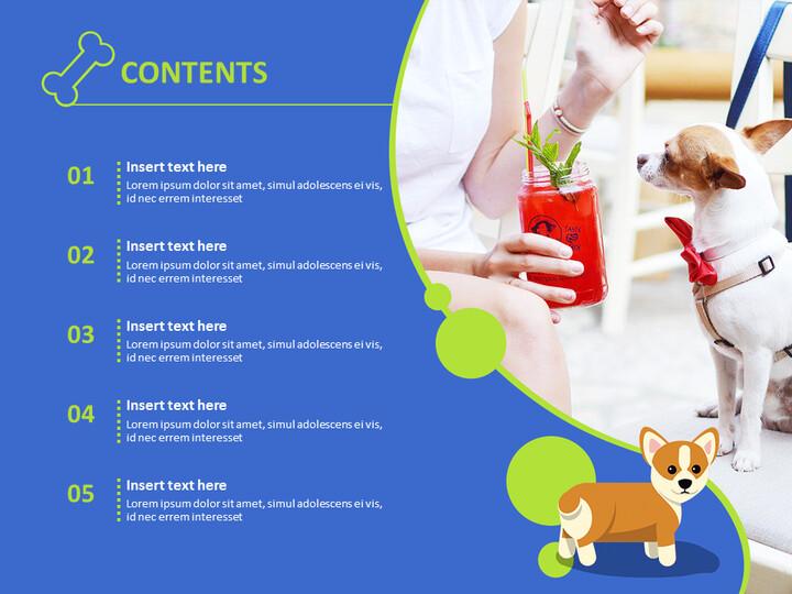 Free Professional Google Slides Templates - Pets_02