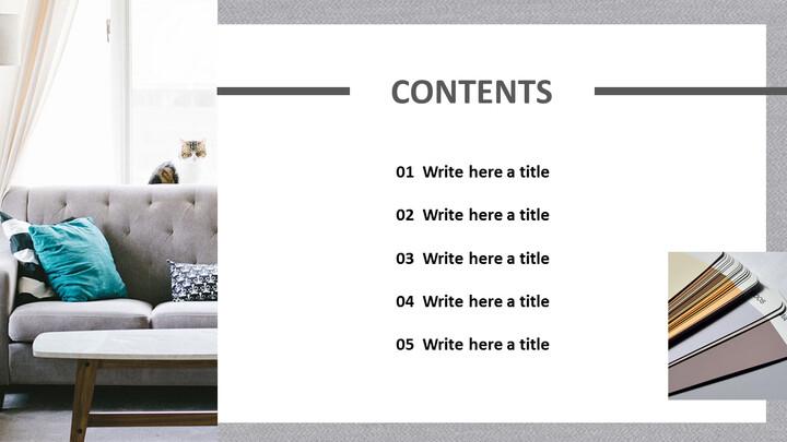 Google 슬라이드 이미지 무료 다운로드 - 인테리어 컬러 북_02