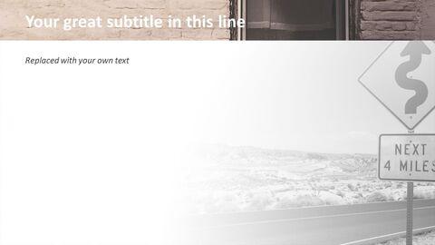 도 표지판 - 무료 Google 슬라이드 템플릿_02