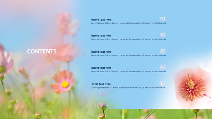 Free Google Slides Backgrounds - A Sunny Spring Day_02