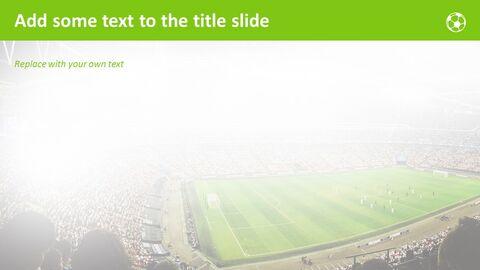 Free Google Slides Backgrounds - Soccer Big Match_05