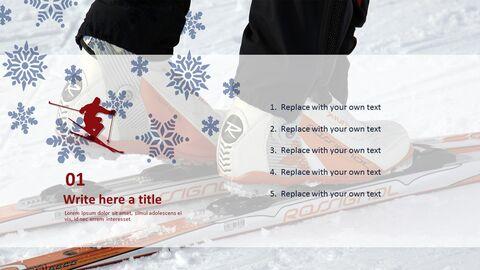 스키 - Google 슬라이드 템플릿 무료 다운로드_04