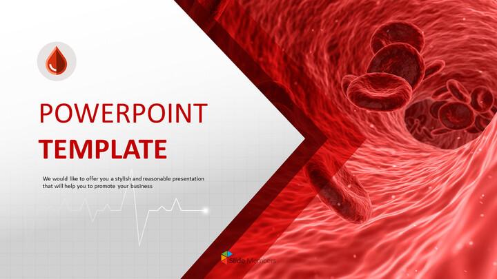 Blood and Red Blood Cells - Google Slides Download Free_01