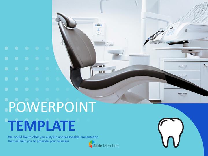 Dental Clinic - Google Slides Download Free_01