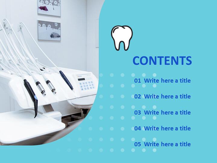 Dental Clinic - Google Slides Download Free_02