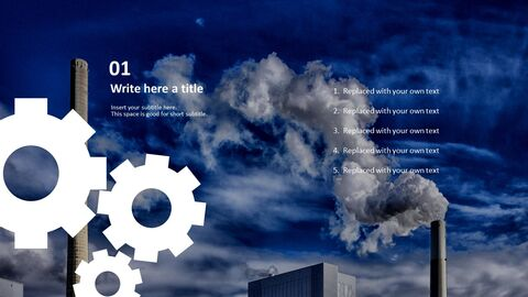 Google 슬라이드 템플릿 무료 다운로드 - 공장_03