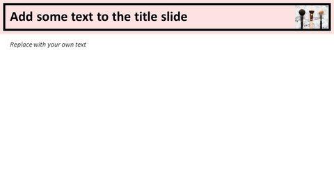 Google 슬라이드 템플릿 무료 다운로드 - 다양한 메이크업 브러쉬_05
