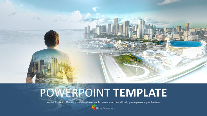 Google Slides Templates Free Download - Future City_01