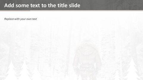 Snowy Mountain Climbing - Free Google Slides themes_04