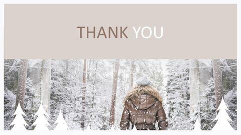 Snowy Mountain Climbing - Free Google Slides themes_03