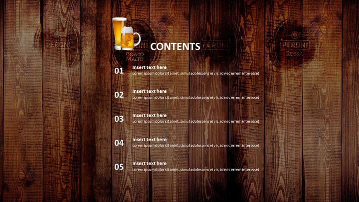 Free Business Google Slides Templates - Chilled Pub_05