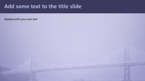 The Lights on a Bridge - Free Google Slides Backgrounds_05