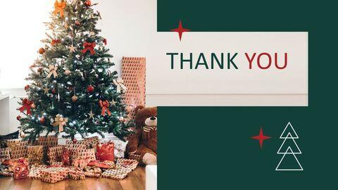 무료 Google 슬라이드 템플릿 - 크리스마스 트리_03