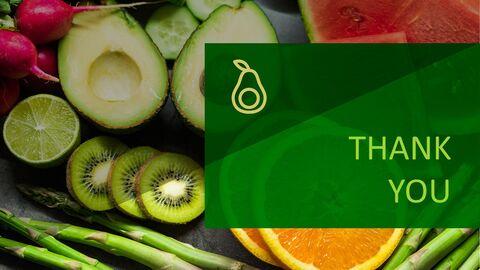신선한 과일과 야채 - 무료 Google 슬라이드 테마_05