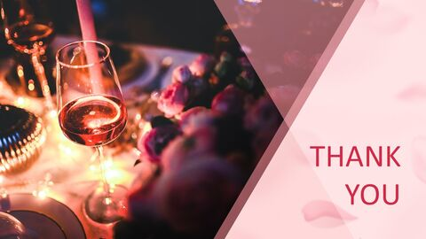 Party with Wines - Free Presentation Template_03