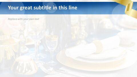 테이블 세팅 - 무료 Google 슬라이드 테마_04