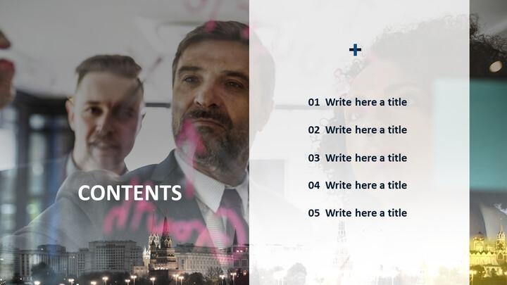 Free Google Slides - Global Meeting_04