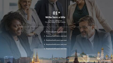Free Google Slides - Global Meeting_03