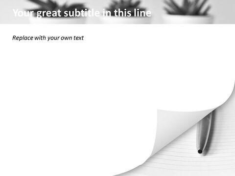 Free 프레젠테이션 템플릿 - 비즈니스 글쓰기 도구_05