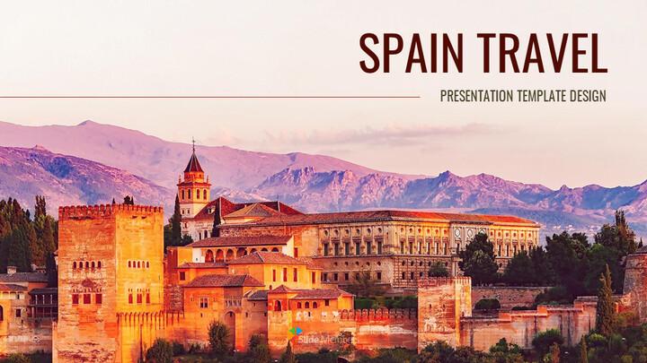 Spain Travel Google Presentation Slides_01