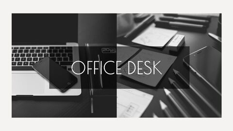 Office Desk Google Presentation Slides_05
