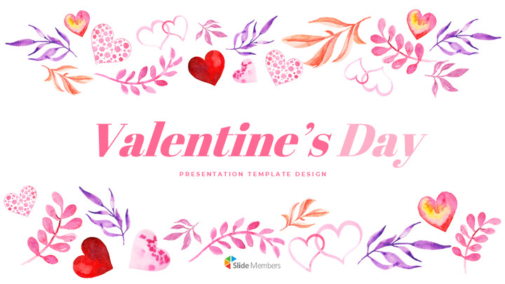 Valentine\'s Day Best Google Slides_01