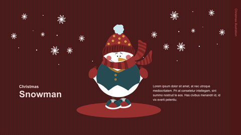 Christmas Illustration Keynote Examples_02