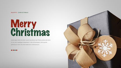 Christmas Present Keynote Templates_03