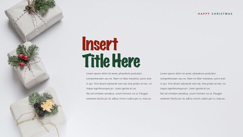 Christmas Present Keynote Templates_05