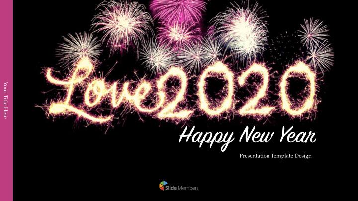 Love 2020 멀티 프레젠테이션 키노트 템플릿_01