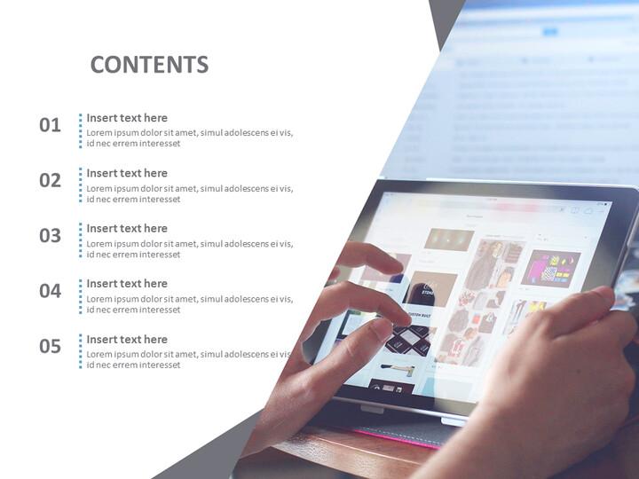 Internet of Modern People - Free Design Template_02