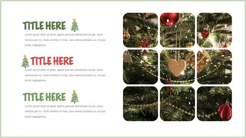 Happy Christmas Theme Keynote Design_05
