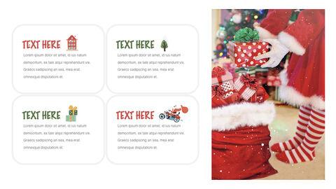 행복한 크리스마스 테마 키노트 디자인_20