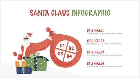 행복한 크리스마스 테마 키노트 디자인_25
